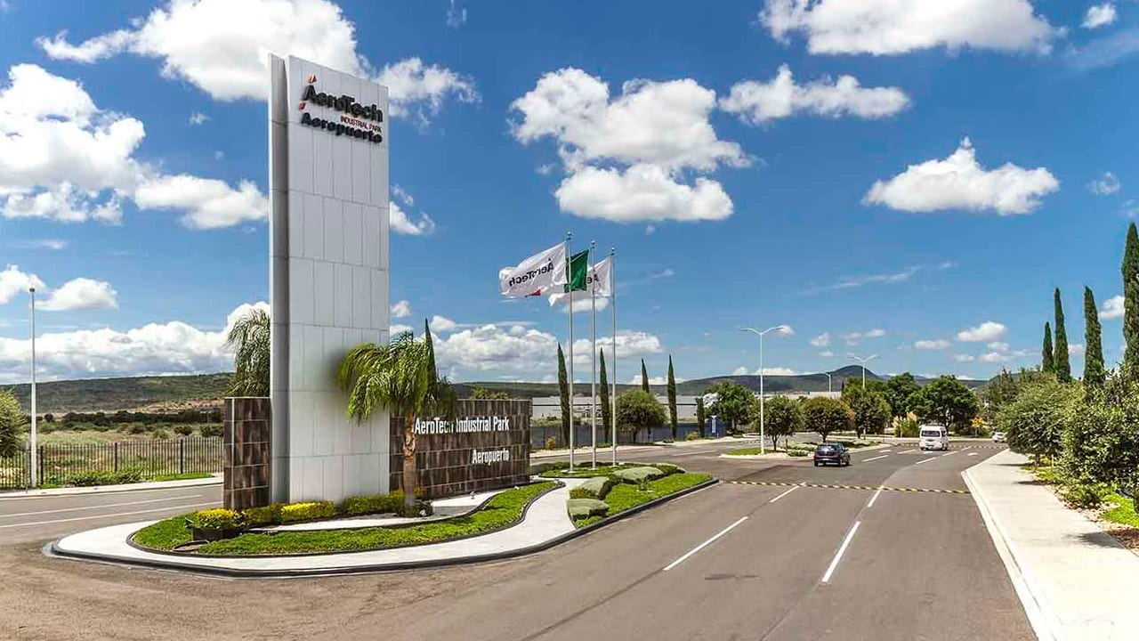 AeroTech Industrial Park Main Tower - Querétaro