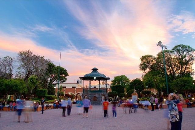 Querétaro population - Aerotech Industrial Park