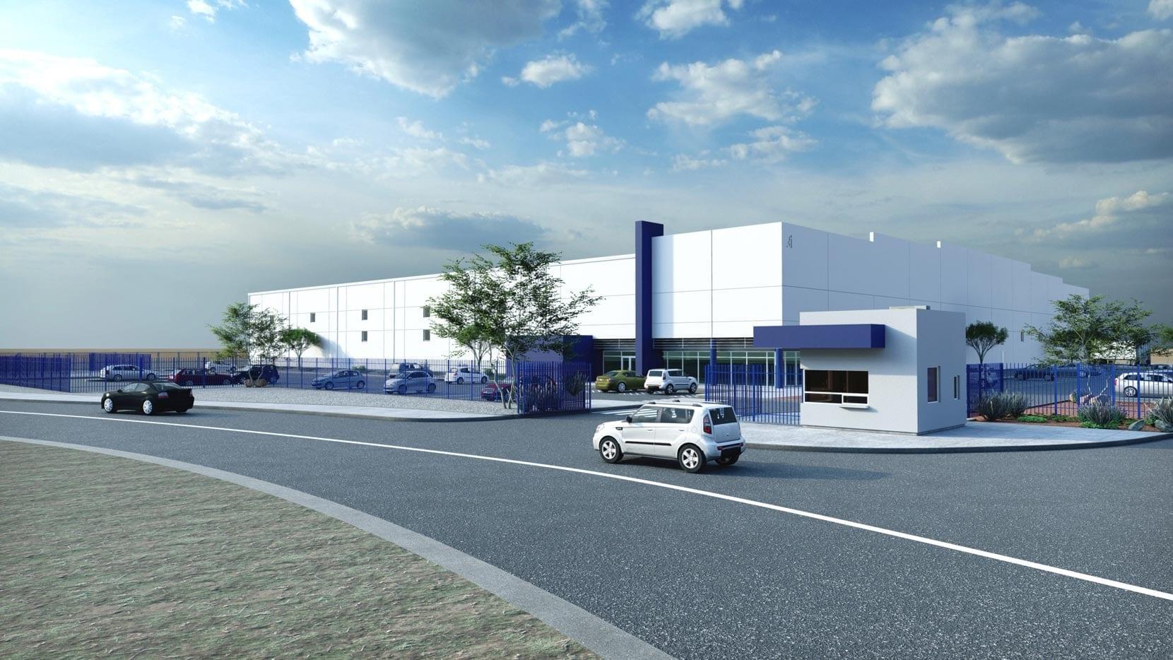 American Industries - Parquesur Industrial León Guanajuato
