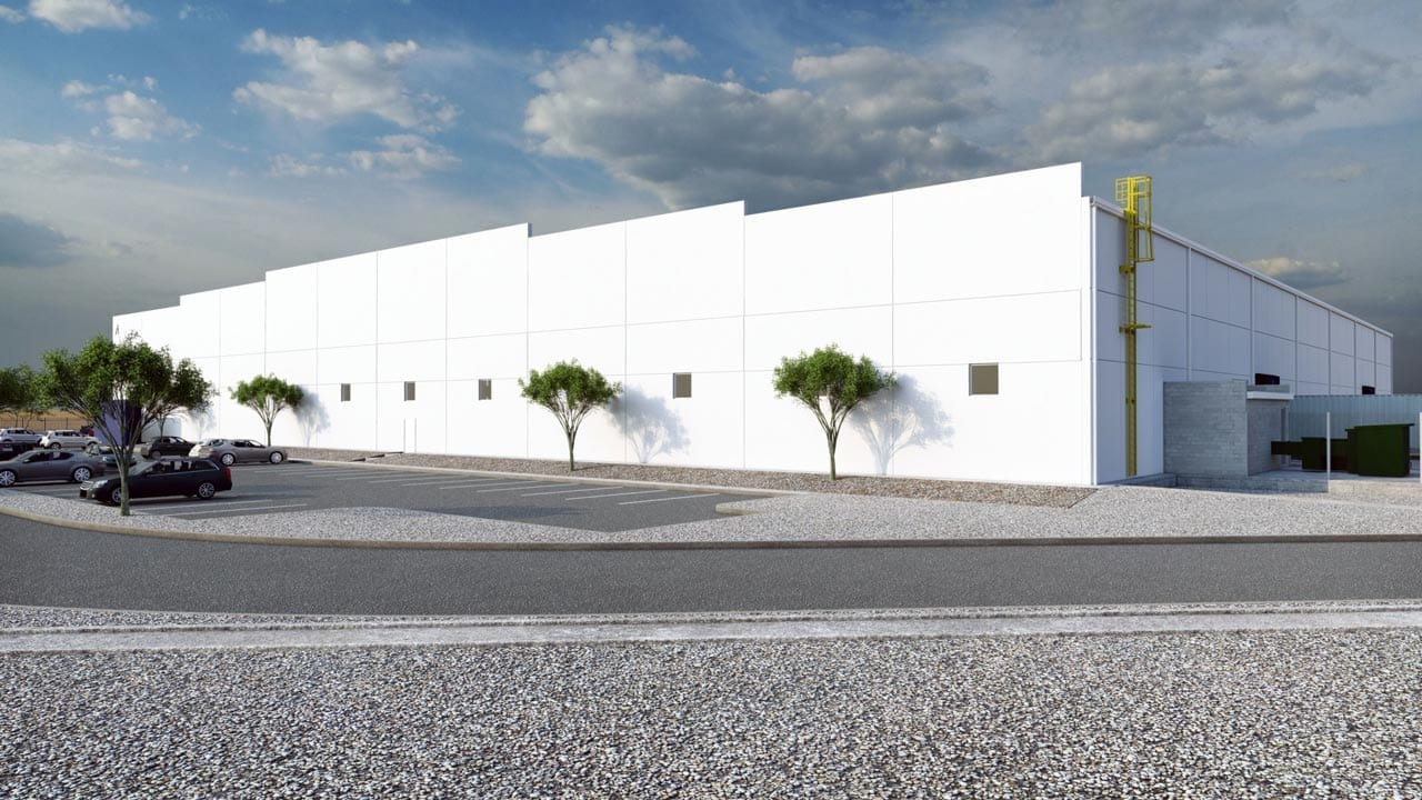 American Industries - Parquesur Industrial León Guanajuato Parking