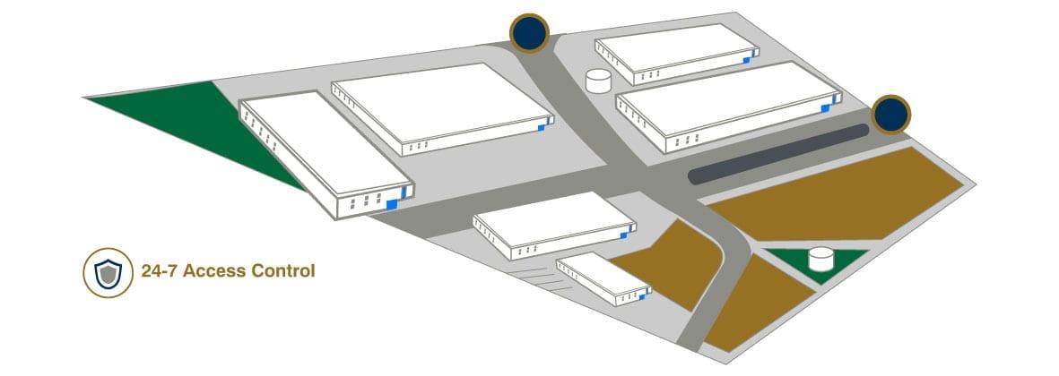 24-7 access control - American Industries® - Parque Industrial Apodaca