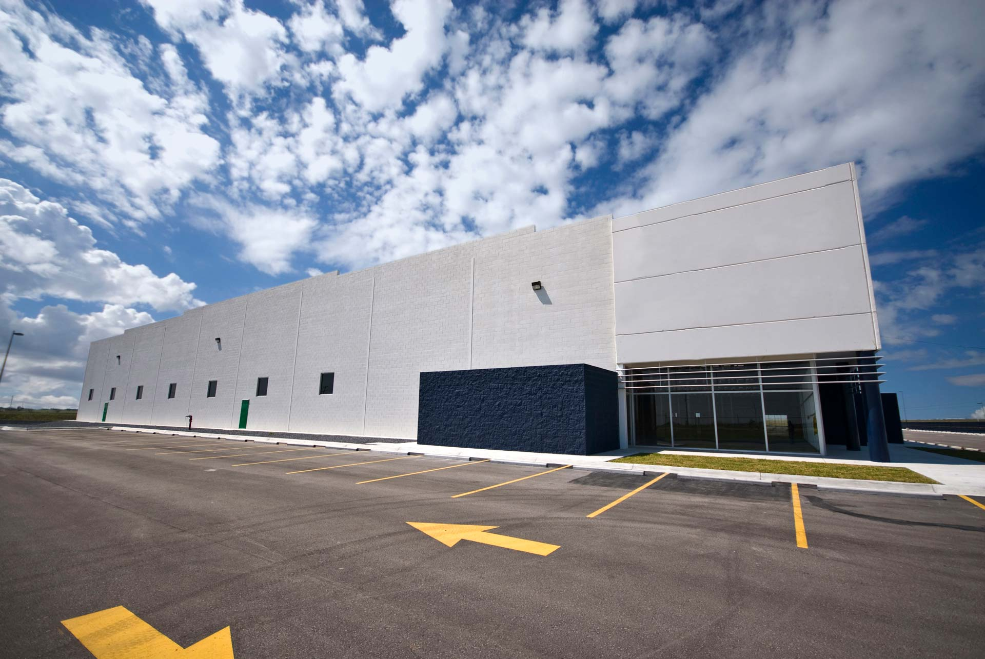 American Industries' Reynosa Industrial Park